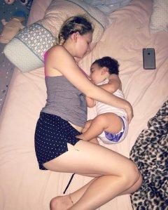 breastsleeping-safe